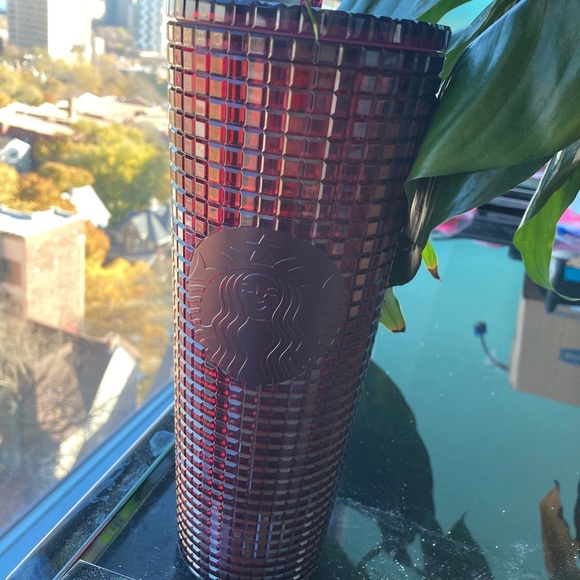 Starbucks Other - Starbucks Holiday 2020 Berry Discoball Grid Cup